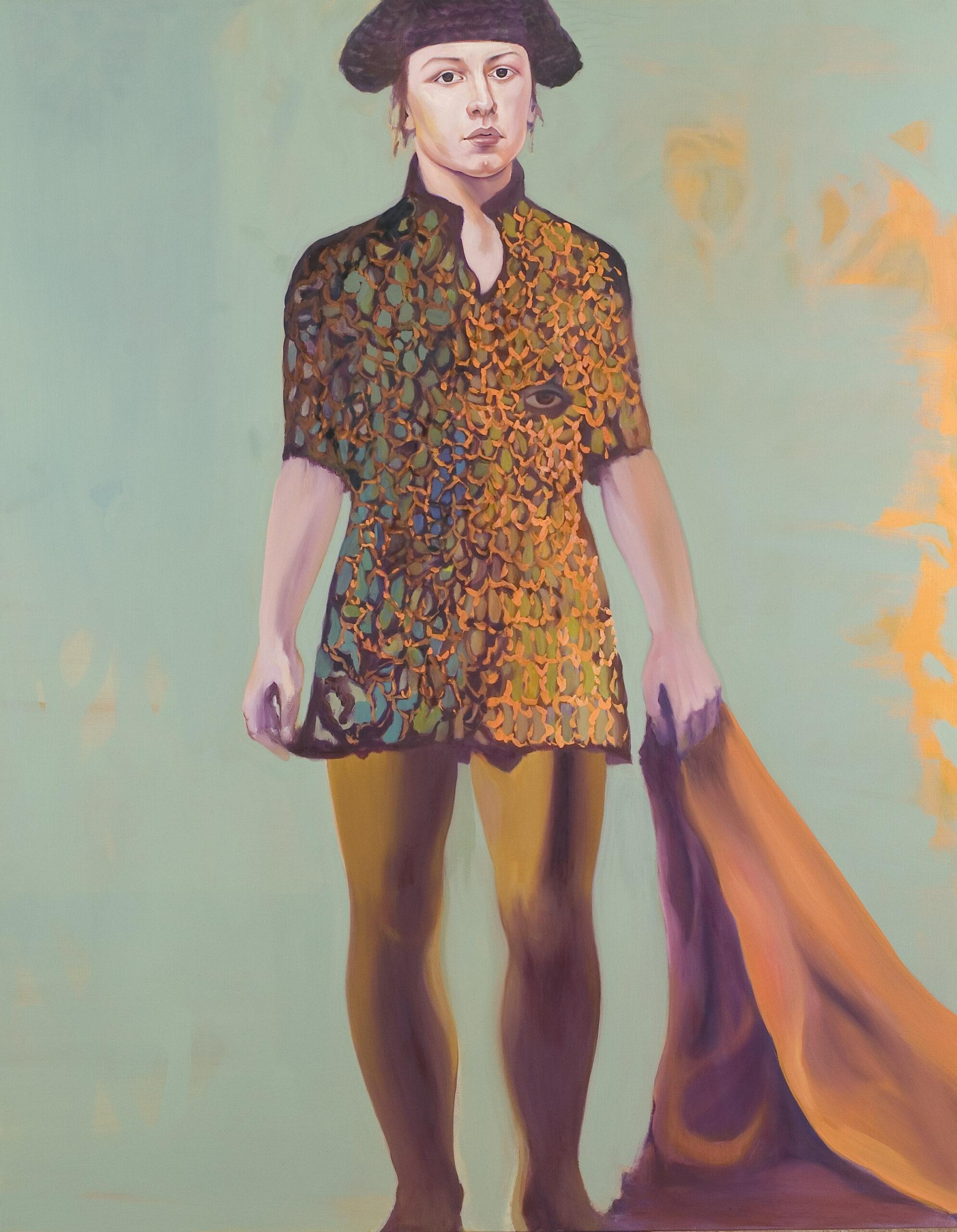 Aldebaran - olio su tela / oil on canvas, cm 140x180